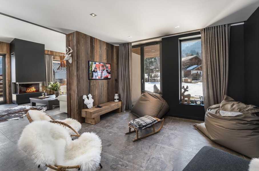 CHAMONIX MONT-BLANC  - Maison  6 Chambres